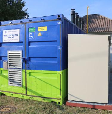 Karšto vandens tiekimą Vilijampolėje užtikrins mobilioji katilinė. Galimi parametrų svyravimai