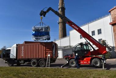 """AB """"Kauno energija"""" žengia į vėsumos tiekimo rinką: įsigytas pirmasis absorbcinis įrenginys"""
