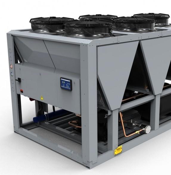 Vėsuma, gaminama kompresoriniu įrenginiu