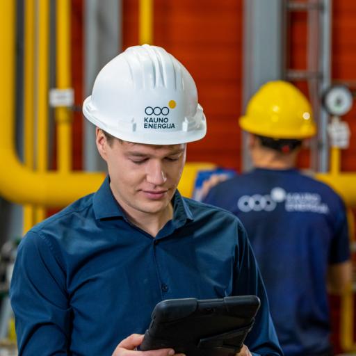"""""""Kauno energija"""" atnaujina bendrovės ženklą ir plečia paslaugų spektrą"""